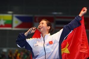 SEA Games 29 medal tally