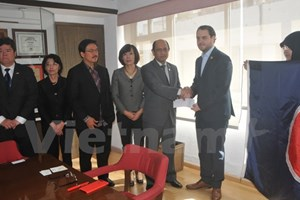 ASEAN community support earthquake victims in Mexico