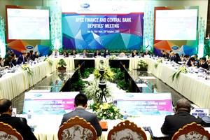 APEC 2017 Finance and Central Bank Deputies' Meeting kicks off