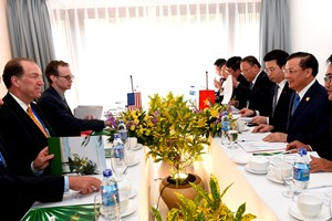 Vietnam, US seek stronger financial cooperation