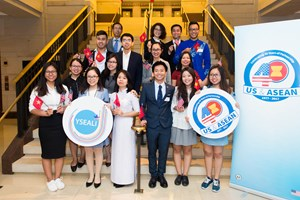 US celebrates founding of diplomatic ties with ASEAN