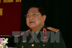 Vietnam attends 11th ADMM in Philippines