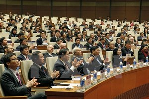 International delegates praise APPF-26's theme