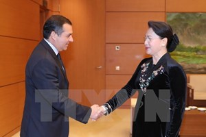 NA Chairwoman: Vietnam treasures relations with Mexico