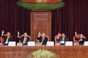 Party Central Committee asks to implement resolution productively