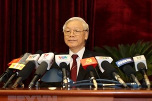 Party to focus on building contingent of capable, virtuous officials