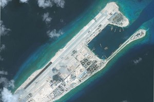 US experts: China should refrain from actions militarising East Sea