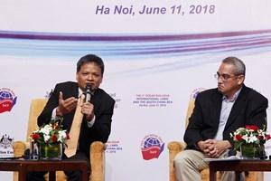 Ocean dialogue seeks ideas for cooperation, dispute management