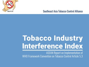 an analysis of an article against government interference with the tobacco industry We waged a global and historic campaign to secure this treaty with government against the tobacco industry  analysis of tobacco industry interference.