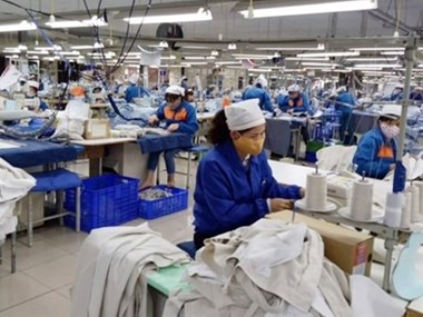 Over 95 percent of workers return to work after Tet