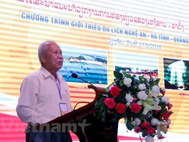 Vietnam central localities promote tourism in Laos