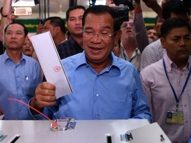 CPP wins all seats in parliament: election committee
