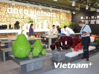 Vietnam Participates In International Furniture Fair In Singapore Vietnam Vietnamplus