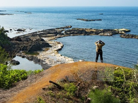 Ly Son island expected to become geomorphological tourism site