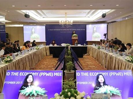 APEC policy partnership promotes women's economic participation