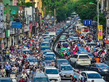 France helps Hanoi with air quality assessment