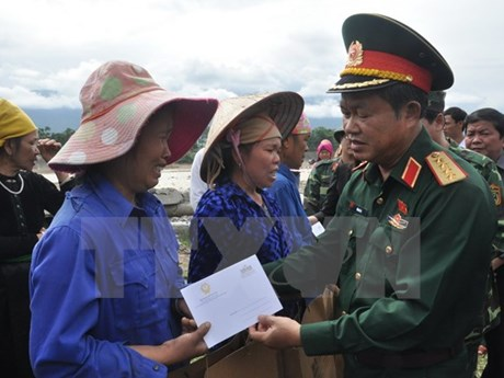 NA leader inspects flood aftermath settlement in Yen Bai