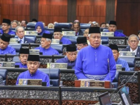 Malaysia's 2018 budget to increase 7.5 percent