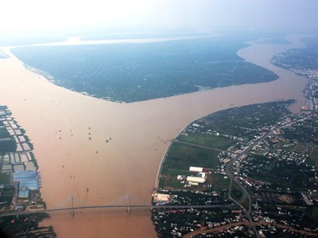 Urgent response discussed for Mekong River