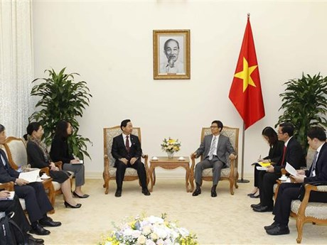 Potential cooperation in science education for Vietnam, RoK