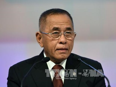 Indonesia urges ASEAN to strengthen patrols in East Sea