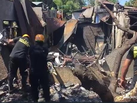 Philippines: Plane crash kills at least 10 people