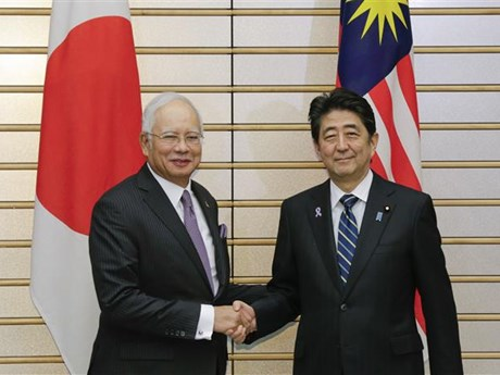 Malaysia, Japan sign agreement on defence equipment transfer