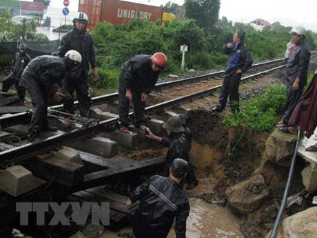 Khanh Hoa province braces for natural disasters