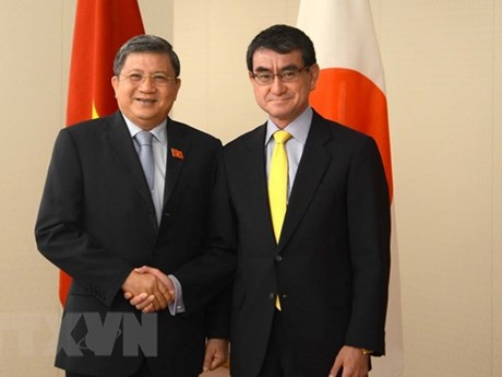 Vietnam, Japan to bolster parliamentary ties, promote CPTPP