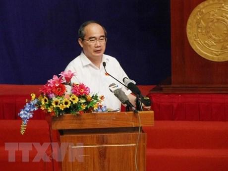 HCM City voters raise concern over Thu Thiem project