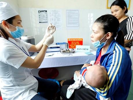 Vietnam boosts hepatitis B vaccination for newborns in remote areas