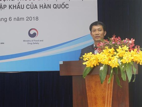 New RoK rules bring challenge, opportunity to Vietnam's farm produce
