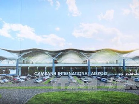 New terminal inaugurated at Cam Ranh Int'l Airport