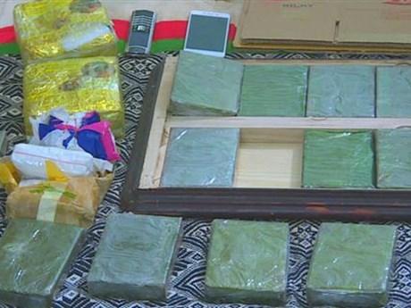 Drugs smuggler arrested in Son La