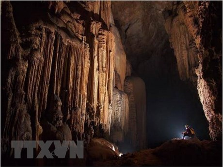 Quang Binh pilots tours of new caves