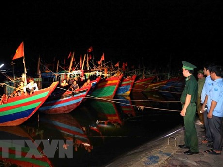 Storm Son Tinh to hit Thai Binh, Ha Tinh late July 18
