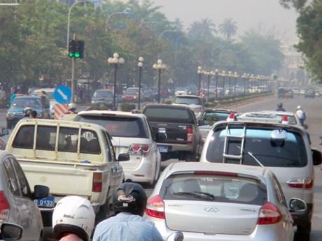 Laos: Vientiane authorities work to reduce traffic accidents
