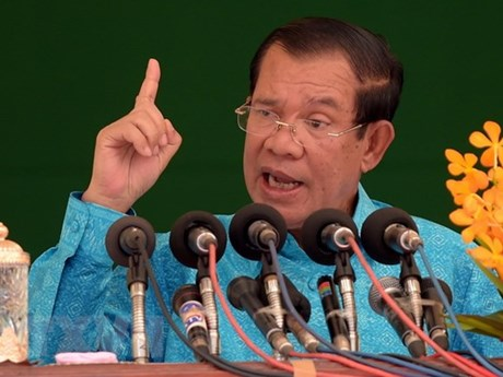 Cambodian people benefit from CPP's policies