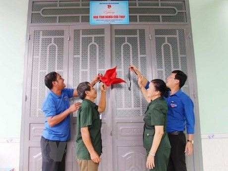 Ha Nam: 3,800 houses of revolutionary contributors upgraded