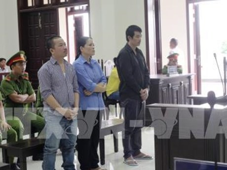 Two sentenced to life imprisonment in transnational drug trafficking
