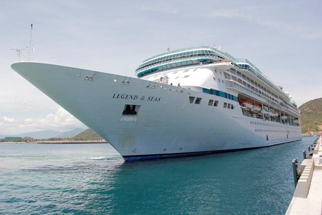 Cam Ranh International Port Welcomes First Cruise Ship Vietnam - Cruise ship cam