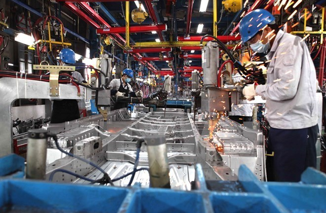 Toyota technical training centre opens in Vinh Long