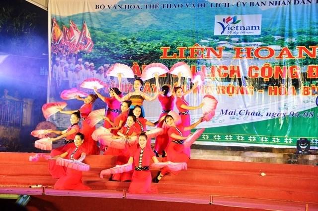Festival highlights north-western community tourism villages