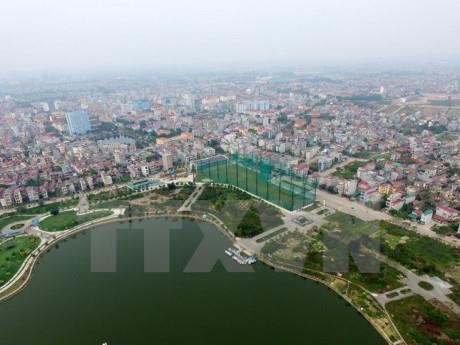 Bac Giang expands industrial parks