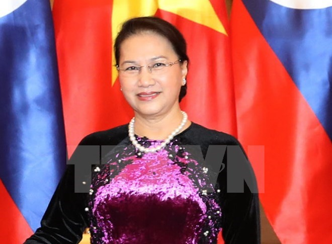 NA Chairwoman arrives in Russia for IPU-137