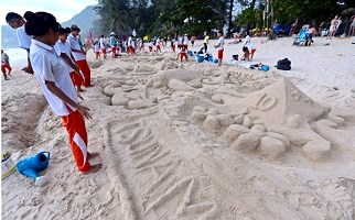 Thailand: Memorial events held for tsunami victims ...