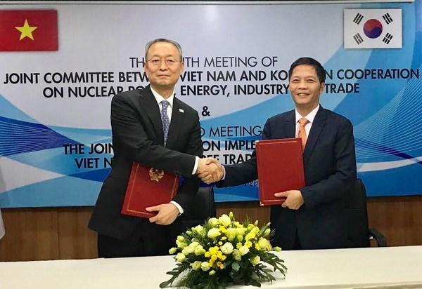 Вьетнам и Южная Корея готовят к обороту торговли на 100 млрд. Долл. США к 2020 году