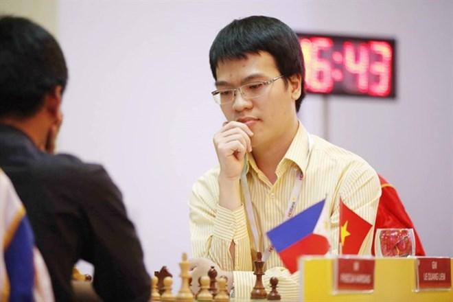 Гроссмейстер Лием достиг наивысшего мирового статуса