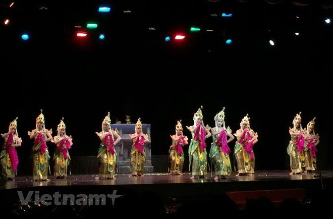 Indonesia works to preserve traditional dance  Vietnam+ VietnamPlus